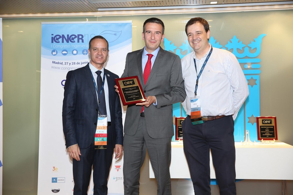 El Colegio de Ingenieros Industriales de Galicia galardonado en los premios convocados por la Association of Energy Engineers